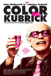 Color Me Kubrick showtimes and tickets