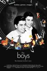 The Boys: The Sherman Brothers' Story showtimes and tickets