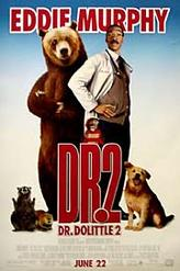 Dr. Dolittle 2 showtimes and tickets