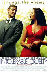Intolerable Cruelty showtimes and tickets