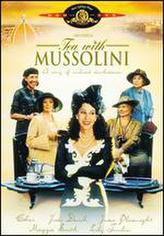 Tea With Mussolini showtimes and tickets