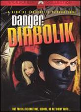 Danger: Diabolik showtimes and tickets