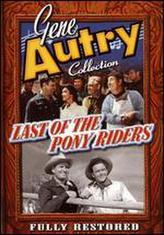 The Last of the Pony Riders showtimes and tickets