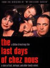 The Last Days of Chez Nous showtimes and tickets