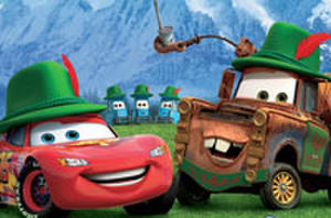 Poster Watch: New Batch of International 'Cars 2' Posters Released