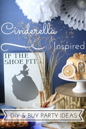 Throw a Semi-Homemade Cinderella Party