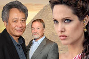 Daily Recap: David Fincher Out, Ang Lee Considered for Angelina Jolie 'Cleopatra' Movie, Chuck Norris Passes on 'Expendables 3'