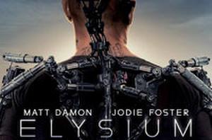 Matt Damon Becomes a Mech-Warrior in First 'Elysium' Trailer