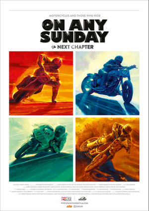 Exclusive: 'On Any Sunday: The Next Chapter' Poster Debut