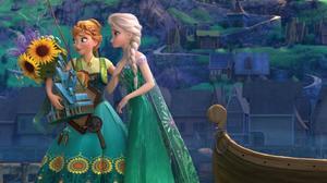 Exclusive: 'Frozen' Director Teases 'Frozen 2'