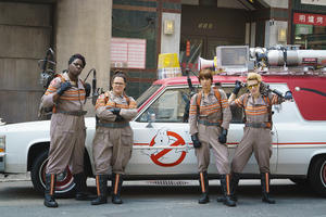 Ranking the Best Easter Eggs and Cameos in the New Ghostbusters (Spoilers)