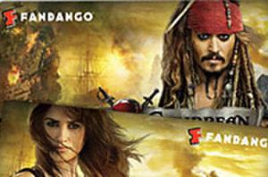 Blog Giveaway: 'Pirates 4,' 'Thor' Limited Edition Fandango Bucks