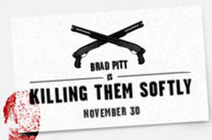 'Killing Them Softly' Gets Three Stylish New Posters