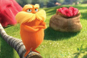 Danny Devito Introduces Latest Trailer for 'The Lorax'