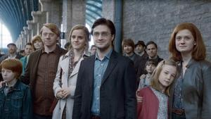 J.K. Rowling Posts New 'Harry Potter' Story That Takes Place After 'Deathly Hallows'