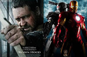 Behind the Scenes Clips: 'Robin Hood' and 'Iron Man 2'