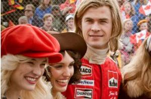 Chris Hemsworth Cheats Death as an F1 Racer in Ron Howard's First 'Rush' Trailer