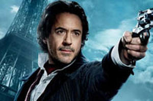 Posters: New Character Posters for 'Sherlock Holmes' and 'Alvin and the Chipmunks'
