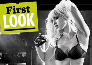 First Look: Joseph Gordon-Levitt, Jessica Alba and Mickey Rourke in 'Sin City' Sequel