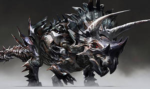 What the Dinobots Almost Looked Like in 'Transformers: Age of Extinction'