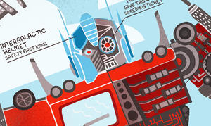Infographic: The Anatomy of a Transformer