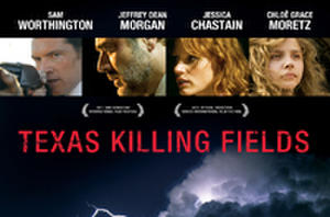 Exclusive: 'Texas Killing Fields' Poster Premiere!