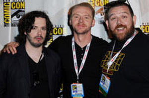 Interview: Edgar Wright, Simon Pegg and Nick Frost All Scream for Ice Cream... for the Last Time