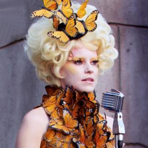 Effie Trinket in The Hunger Games