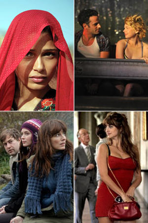 2012 Alternative Summer Movies