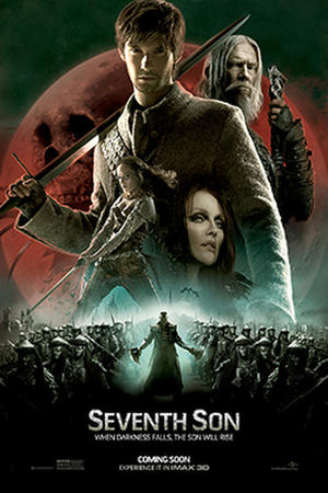 """Poster for """"Seventh Son: The IMAX Experience."""""""