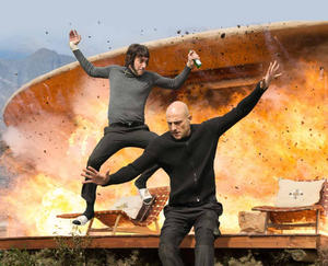 Check out the movie photos of 'The Brothers Grimsby'