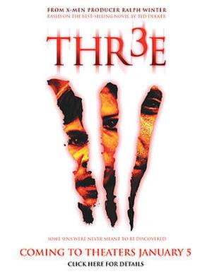 """Poster art for """"Thr3e."""""""