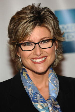 "Televison personality Ashleigh Banfield at the N.Y. premiere of ""United 93."""