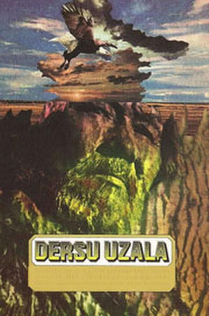 "Poster art for ""Dersu Uzala."""