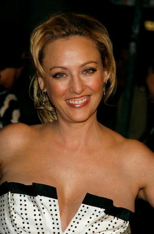 "Actress Virginia Madsen at the Hollywood premiere of ""The Astronaut Farmer."""