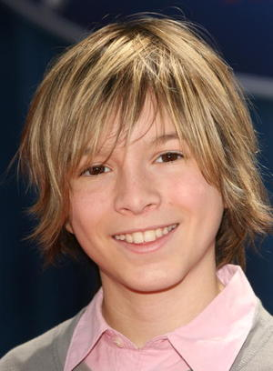 """Actor Paul Butcher at the L.A. premiere of """"Meet the Robinsons."""""""