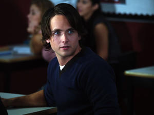"Justin Chatwin stars as Nick, a promising writer who is brutally attacked and invisible to the living, in ""The Invisible."""