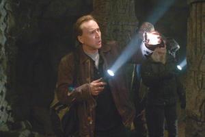"""Nicolas Cage in """"National Treasure: Book of Secrets."""""""