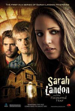 """Poster art for """"Sarah Landon and the Paranormal Hour."""""""