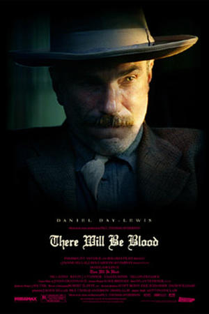 "Poster art for ""There Will Be Blood."""