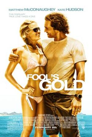 """Poster art for """"Fool's Gold."""""""