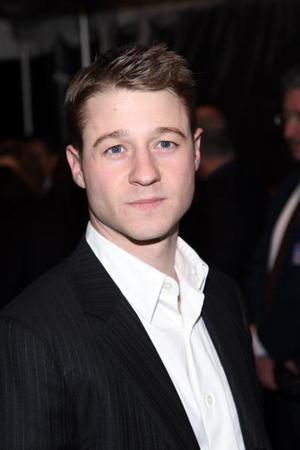 "Actor Benjamin McKenzie at the N.Y. premiere of ""I Am Legend."""