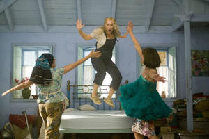 "Julie Walters, Meryl Streep and Christine Baranski in ""Mamma Mia!"""