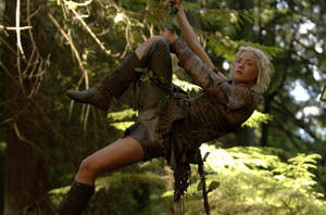 "Kristanna Loken in ""In the Name of the King: A Dungeon Siege Tale."""