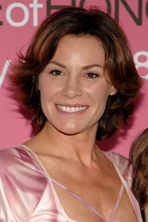 """Luann de Lesseps at the New York premiere of """"Made Of Honor"""" - Arrivals."""