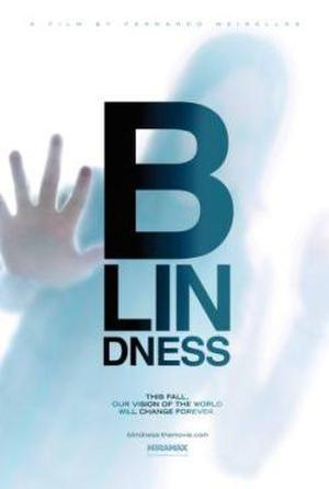 "Poster art for ""Blindness."""