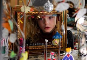 """Elle Fanning as Phoebe in """"Phoebe in Wonderland."""""""