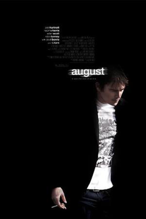 "Poster art for ""August."""