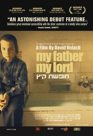"Poster art for ""My Father My Lord."""