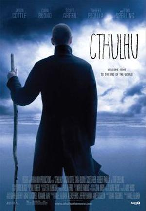 """Poster art for """"Cthulhu."""""""